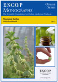 Marrubii herba (White Horehound)