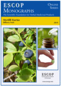 Myrtilli fructus (Bilberry Fruit)