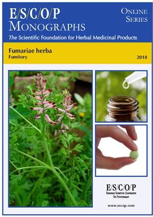 fumariae herba fumitory escop