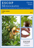 Cola - ESCOP Monograph 2014