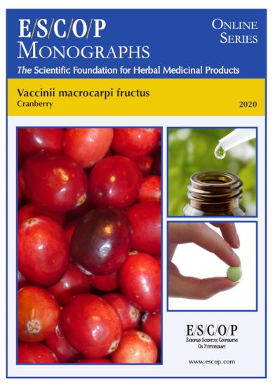 Vaccinii macrocarpi fructus (Cranberry)